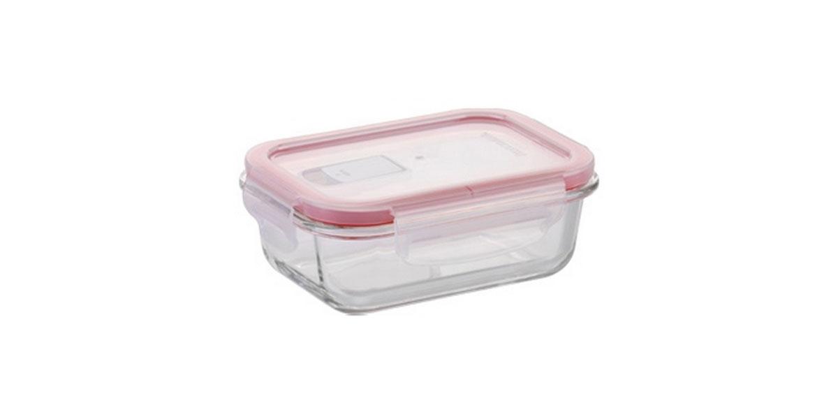 Контейнер Tescoma Freshbox Glass, 400 мл892170Контейнер Tescoma Freshbox Glass, изготовленный из термостойкого боросиликатного стекла, отлично подходит для хранения, запекания и подогрева пищи. Контейнер оснащен герметичной пластиковой крышкой с силиконовой прокладкой, благодаря чему, продукты более длительное время остаются свежими и не вытекают в процессе транспортировки. Крышка снабжена клапаном для отвода пара, что позволяет разогревать пищу в микроволновой печи с закрытой крышкой. Контейнер стойкий к температурам от -18°C до 110°C (с крышкой) и до 240°C (без крышки). Подходит для холодильников, морозильных камер, всех видов духовок (без крышки), микроволновой печи и посудомоечной машины.