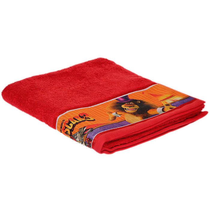 Полотенце махровое Непоседа Мадагаскар , цвет: красный, 60 х 130 см 181270181270Полотенце Непоседа Мадагаскар выполнено из натуральной махровой ткани. Изделие украшено изображением главных героев мультфильма Мадагаскар 3. Мягкое и уютное, оно прекрасно впитывает влагу и легко стирается. Такое полотенце подарит массу положительных эмоций и обязательно понравится вашему ребенку. Рекомендации по уходу: - использовать моющие средства для цветного белья, - щадящая машинная и ручная стирка при температуре 40°С, - щадящие отжим и сушка в барабане, - не рекомендуется отбеливать, - химчистка запрещена, - гладить при температуре до 200°С.
