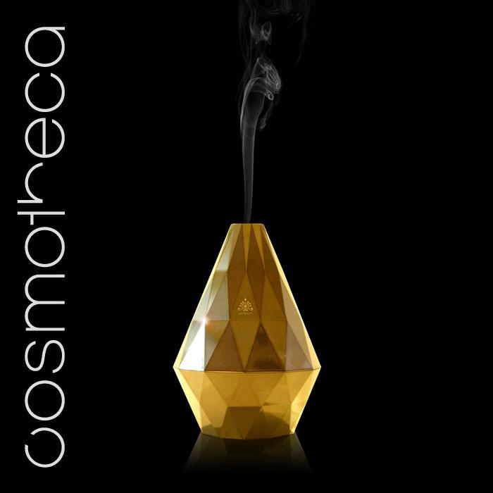 Panpuri Диффузор-распылитель ароматических веществ (золотистый цвет)4P6D0020