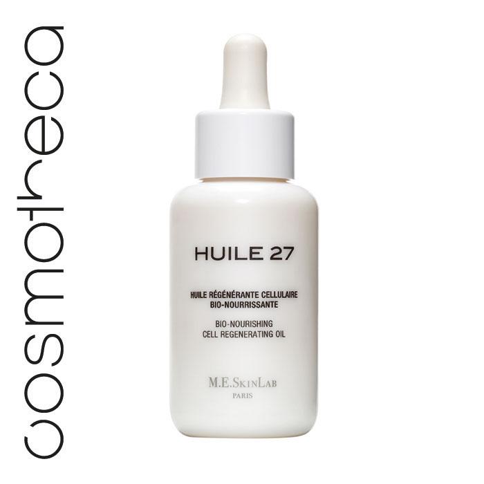 Cosmetics 27 Био-питательное масло Huile 27 для лица, волос и тела, восстанавливающее, 50 млCM27009Особая формула масла Huile 27 – это смесь 7 натуральных растительных масел. В его состав входят такие эксклюзивные ингредиенты, как экстракт центеллы азиатской – ведущего ингредиента средств Cosmetics 27. Входящие в состав масла элементы были тщательно отобраны, а их дозировка строго выверена. Таким образом, масло комплексно воздействует на кожу, давая видимые результаты. В итоге достигается не только заметный, но действительно поразительный результат. Масло питает, смягчает и в буквальном смысле обновляет кожу. Мягкая и интенсивно увлажненная, она вновь засияет красотой и здоровьем. Вы можете варьировать дозировку средства в зависимости от вашего желания и состояния кожи. Масло Huile 27 является прекрасной защитой от агрессивного климата, способного навредить нежной коже. Вы можете наносить масло на лицо, тело и даже на волосы. Благодаря своей текстуре легко ложится на кожу. При использовании на кончиках волос масло оказывает укрепляющее действие и возвращает волосам блеск....