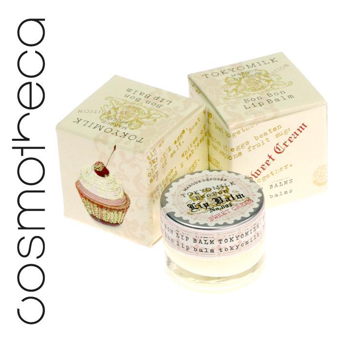 Tokyo Milk Бальзам для губ Сладкие сливки, 6,2 гTKM16L5Нежный бальзам для губ обладает восхитительным и соблазнительным ароматом, а также увлажнят и питает мягкую кожу губ. Активные ингредиенты: масло подсолнечника, витамин Е, алоэ, масло ши. Товар сертифицирован.