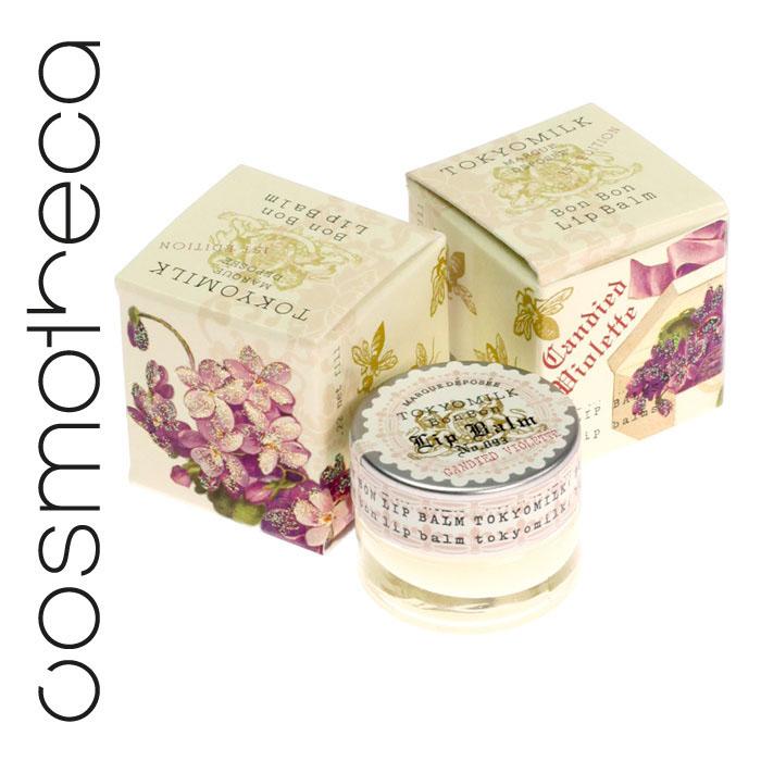 Tokyo Milk Бальзам для губ Карамельная фиалка, 6,2 гTKM16L9Нежный бальзам для губ обладает восхитительным и соблазнительным ароматом, а также увлажнят и питает мягкую кожу губ. Активные ингредиенты: масло подсолнечника, витамин Е, алоэ, масло ши. Товар сертифицирован.