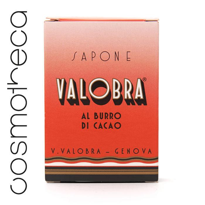 Valobra Мыло туалетное Масло какао, 100 гVLB0015Мыло Масло какао имеет очень нежную текстуру и благодаря какао-бобам в его составе прекрасно смягчает кожу. Идеально подходит для сухой кожи. Товар сертифицирован.