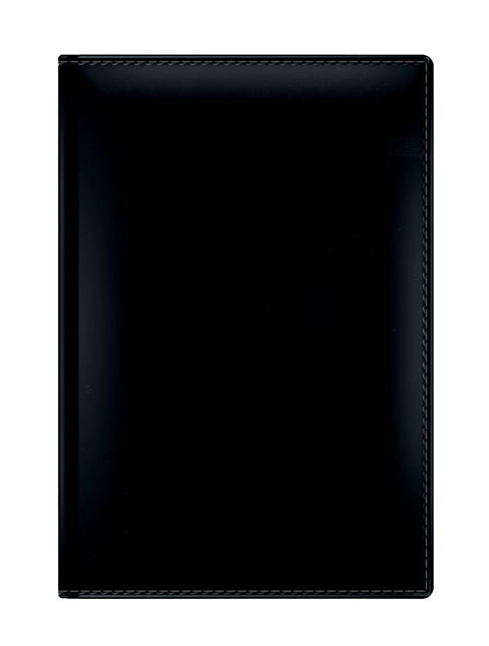 Berlingo Ежедневник Caprice датированный 176 листов цвет черный 176Ед5_02701