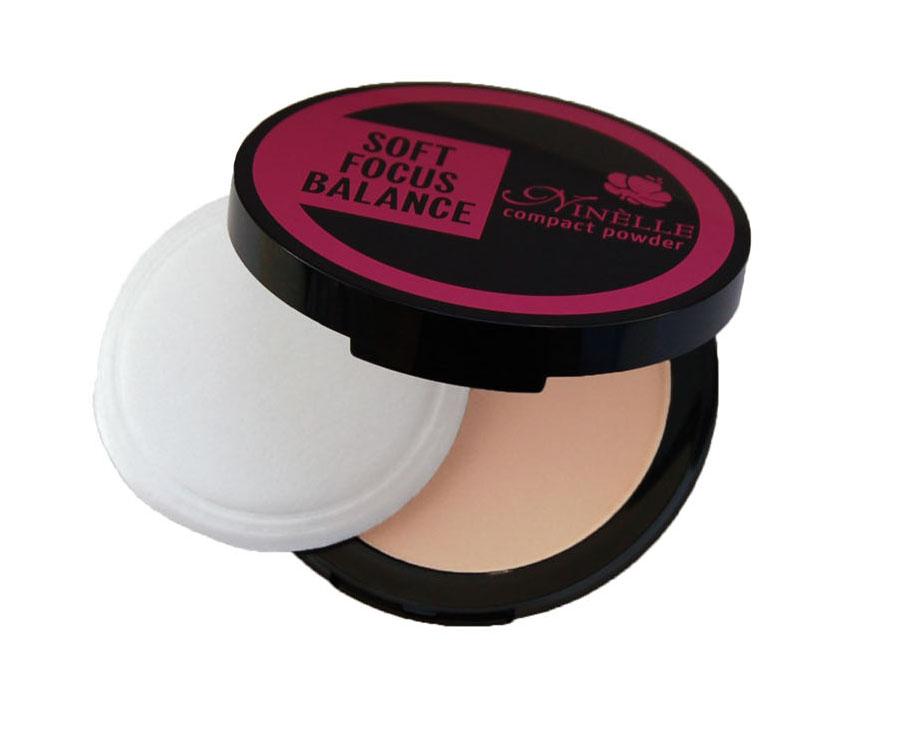 Ninelle Компактная пудра Soft Focus Balance, тон №12, 9 г852N10561Профессиональный эффект макияж без макияжа, растушевывает оптические неровности и недостатки кожи. Все оттенки пудры матовые. Товар сертифицирован.