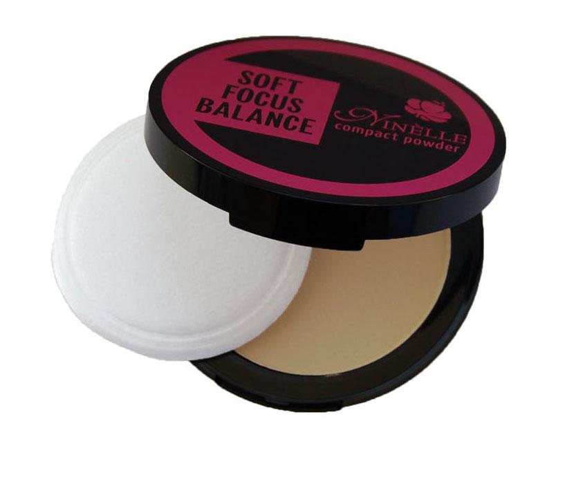Ninelle Компактная пудра Soft Focus Balance, тон №15, 9 г855N10564Профессиональный эффект макияж без макияжа, растушевывает оптические неровности и недостатки кожи. Все оттенки пудры матовые. Товар сертифицирован.