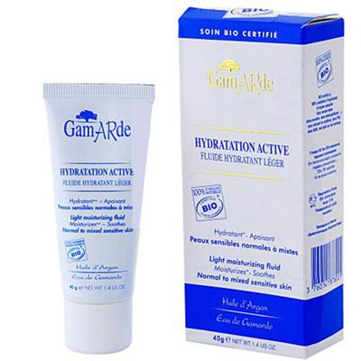 Gamarde Эмульсия для лица Экстра-Увлажнение Hydratation active 40 млG602Эмульсия обладает комплексным воздействием, она увлажняет и питает кожу, помогает ей насытиться влагой, активно восстанавливает, успокаивает кожу, она становится нежной, мягкой, мелкие трещинки и порезы заживают, кожа регенерирует.