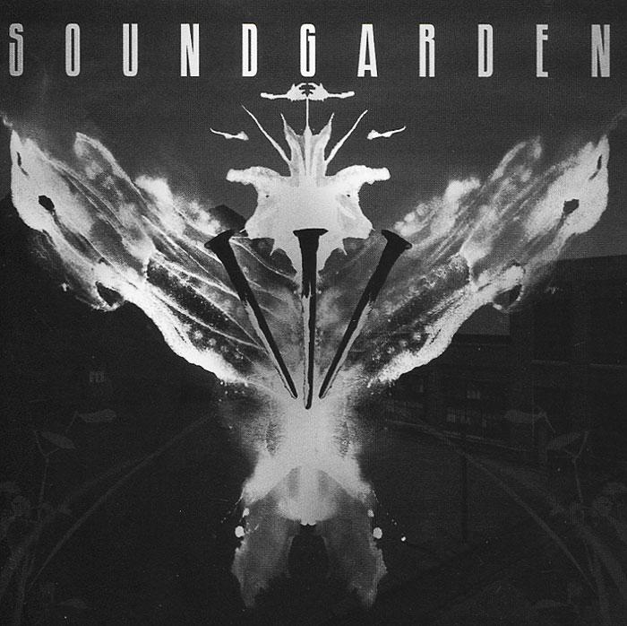 Soundgarden. Echo Of Miles. Scattered Tracks Across