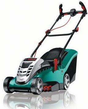 Аккумуляторная газонокосилка Bosch Rotak 37 Li 06008A4400