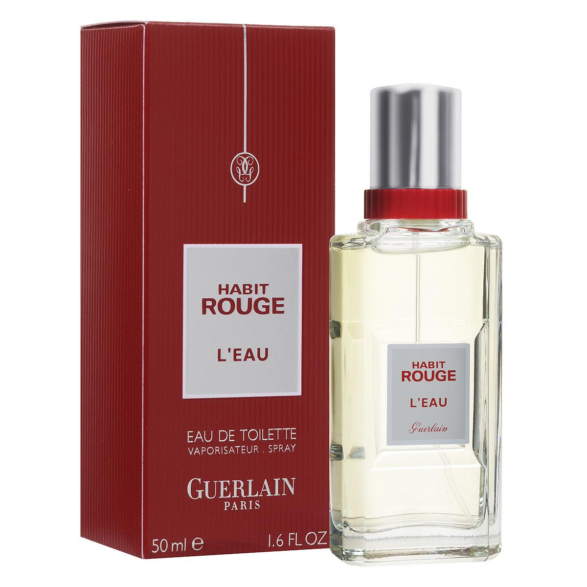 Guerlain ��������� ���� Habit Rouge LEau, �������, 50 �� - GuerlainG030329Habit Rouge LEau - ������ ����������� � ����� ������ ������������� ������������ ������� Habit Rouge, � ������� ����������� ������� ����. ������ Habit Rouge ������������ ��� ���������� ������, ��������� �������� �������� � ������, ������� ������ ������ � ���������� ������� ����������� �������������. ������������� ������� : ������ ���������. �������� ������� : ������� ����: ��������, ������ ����. ���� ������: ������. ���� ������: ������, ������. �������� ����� ������, �����, �����������. ��������� ���� - ���� �� ����� ���������� ����� ����������� ���������. ��������� ���� �������� 4-10% ������������ ���������. ������� ����������� ������� ���� ��������� ����������� � ��������� ����, ������������ �������� (��� �������, 30, 50, 75, 100 ��), �������� ������������� (���� ����� - �����). �������� ��� �������� �������������. �����...