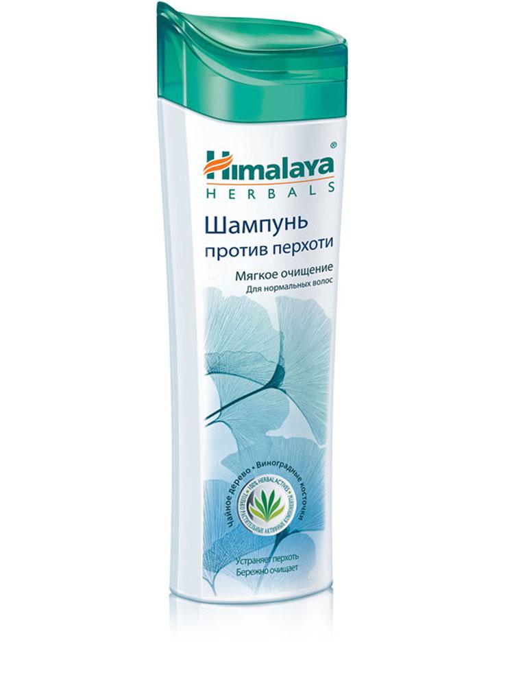 """Himalaya Herbals Шампунь против перхоти """"Мягкое очищение"""", для нормальных волос, 400 мл"""