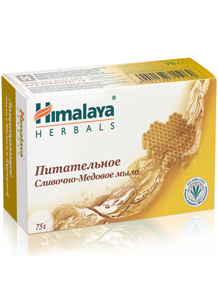 Himalaya Herbals Мыло питательное сливочно-медовое, 75 г
