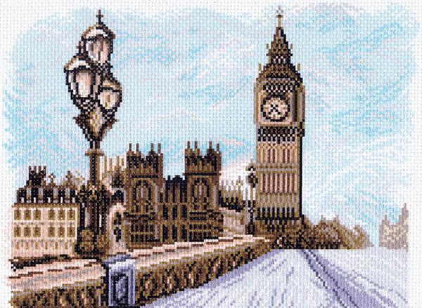 Канва с рисунком для вышивания Лондон, 28 х 37 см 426127_1531426127_1531Канва с рисунком для вышивания Лондон изготовлена из хлопка. Вышивка выполняется в технике полный крестик в 2-3 нити или полукрестом в 4 нити. Создайте свой личный шедевр - красивую вышитую картину. Работа, выполненная своими руками, станет отличным подарком для друзей и близких! УВАЖАЕМЫЕ КЛИЕНТЫ! Обращаем ваше внимание, на тот факт, что цвет символа на ткани может отличаться от реального цвета нити мулине. Рекомендуемое количество цветов: 14.
