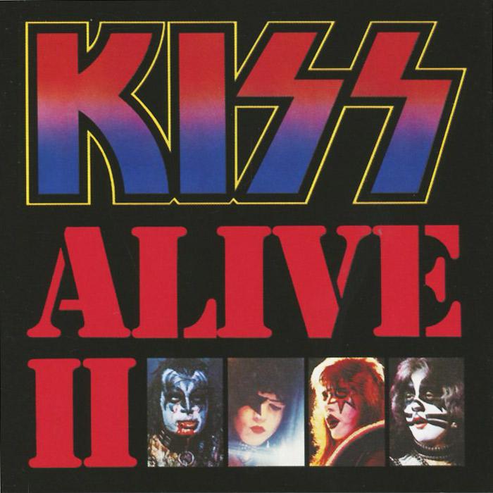 Kiss. Alive Ii (2 CD)