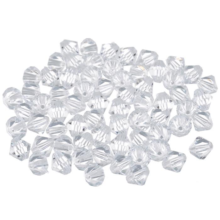 Бусины Астра, цвет: прозрачный (1), 6 мм х 6 мм, 30 шт. 7705645_17705645_1Набор бусин Астра, изготовленный из стекла, позволит вам своими руками создать оригинальные ожерелья, бусы или браслеты. Одноцветные ромбовидные бусины оригинального и яркого дизайна оснащены рельефными, многогранными поверхностями. Изготовление украшений - занимательное хобби и реализация творческих способностей рукодельницы, это возможность создания неповторимого индивидуального подарка.