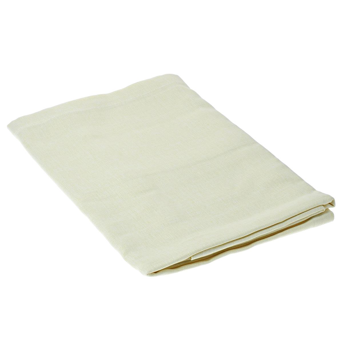 Дорожка для декорирования стола Schaefer, прямоугольная, цвет: светло-бежевый, 50 x 140 см 41294129/Fb.33-50*140Дорожка Schaefer выполнена из высококачественного полиэстера. Вы можете использовать дорожку для декорирования стола, комода или журнального столика. Благодаря такой дорожке вы защитите поверхность мебели от воды, пятен и механических воздействий, а также создадите атмосферу уюта и домашнего тепла в интерьере вашей квартиры. Изделия из искусственных волокон легко стирать: они не мнутся, не садятся и быстро сохнут, они более долговечны, чем изделия из натуральных волокон. Изысканный текстиль от немецкой компании Schaefer - это красота, стиль и уют в вашем доме. Дорожка органично впишется в интерьер любого помещения, а оригинальный дизайн удовлетворит даже самый изысканный вкус. Дарите себе и близким красоту каждый день!