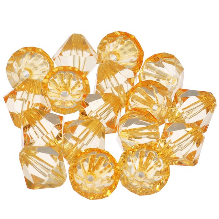 Бусины Астра, цвет: золотистый (126), 16 мм х 17 мм, 25 г. 684982_126684982_126Набор бусин Астра, изготовленный из акрила, позволит вам своими руками создать оригинальные ожерелья, бусы или браслеты. Одноцветные ромбовидные бусины оригинального и яркого дизайна оснащены рельефными, многогранными поверхностями. Изготовление украшений - занимательное хобби и реализация творческих способностей рукодельницы, это возможность создания неповторимого индивидуального подарка. Размер бусины: 16 мм х 17 мм.