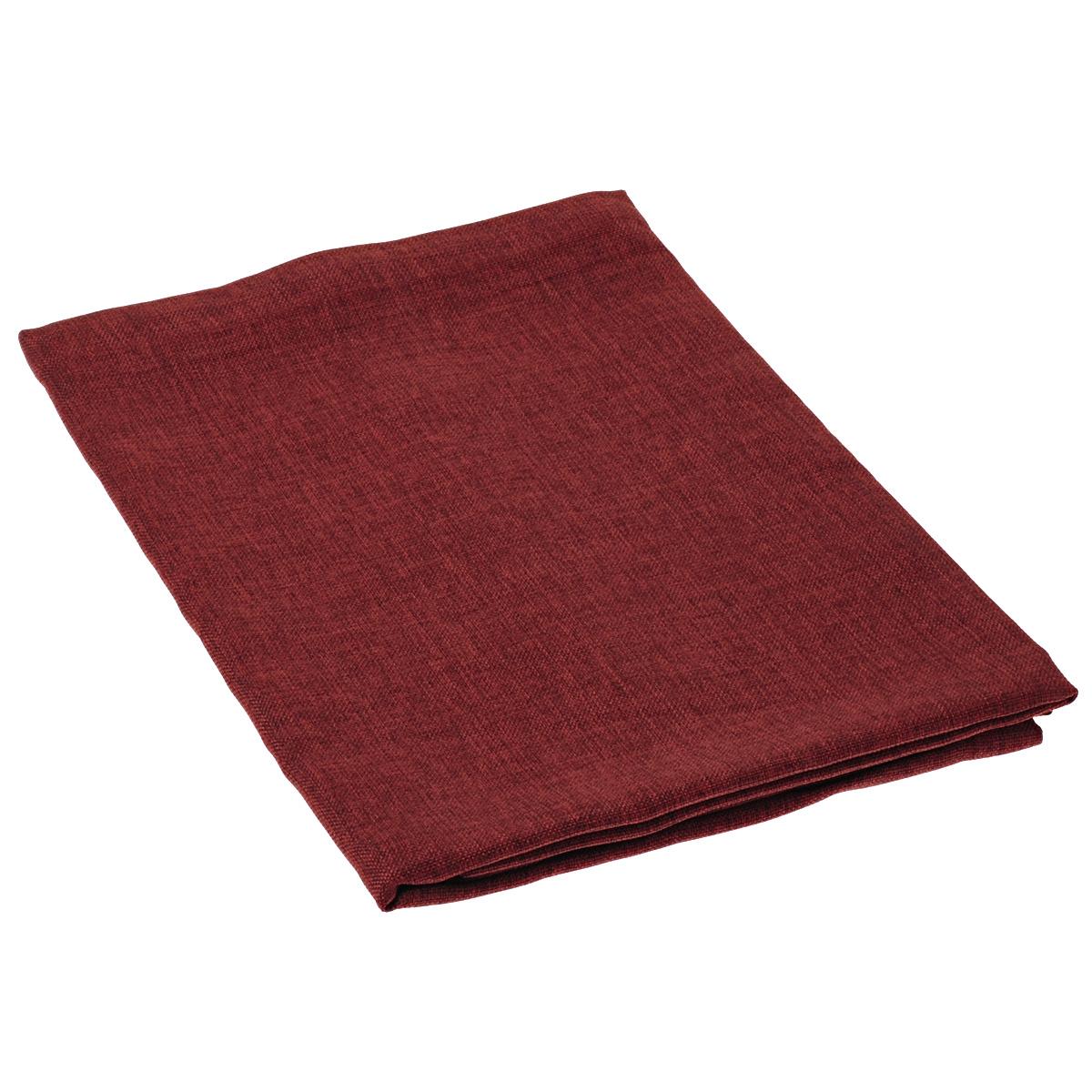 Скатерть Schaefer, прямоугольная, цвет: красный, 135 x 220 см. 41294129/Fb.04-135*220Великолепная скатерть Schaefer, выполненная из полиэстера, органично впишется в интерьер любого помещения, а оригинальный дизайн удовлетворит даже самый изысканный вкус. Изделие легко стирать и гладить, не требует специального ухода. Это текстильное изделие станет удобным и оригинальным украшением вашего дома! Изысканный текстиль от немецкой компании Schaefer - это красота, стиль и уют в вашем доме. Дарите себе и близким красоту каждый день!