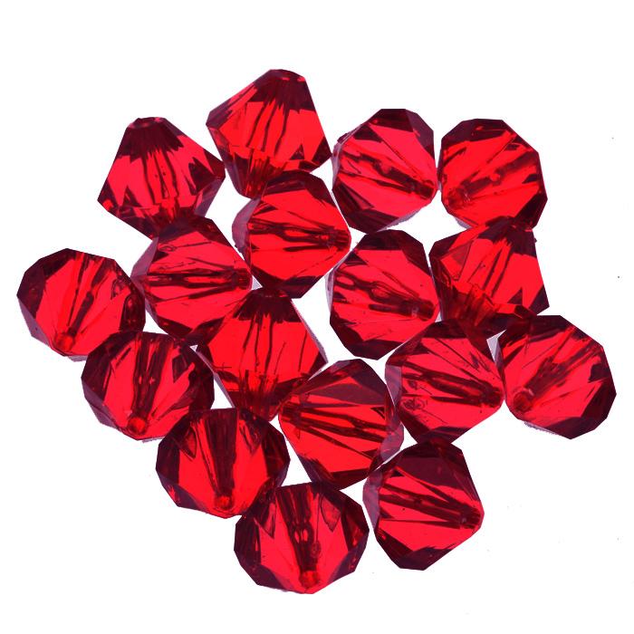 Бусины Астра, цвет: красный (116), 16 мм х 17 мм, 25 г. 684982_116684982_116Набор бусин Астра, изготовленный из акрила, позволит вам своими руками создать оригинальные ожерелья, бусы или браслеты. Одноцветные ромбовидные бусины оригинального и яркого дизайна оснащены рельефными, многогранными поверхностями. Изготовление украшений - занимательное хобби и реализация творческих способностей рукодельницы, это возможность создания неповторимого индивидуального подарка. Размер бусины: 16 мм х 17 мм.
