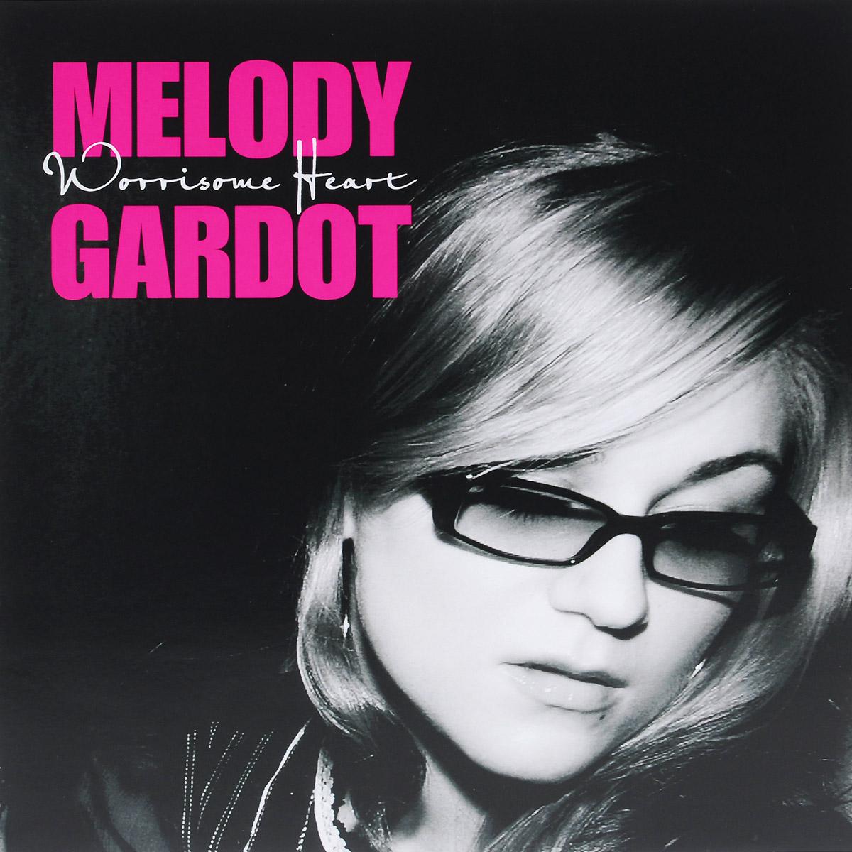Melody Gardot. Worrisome Heart (LP)
