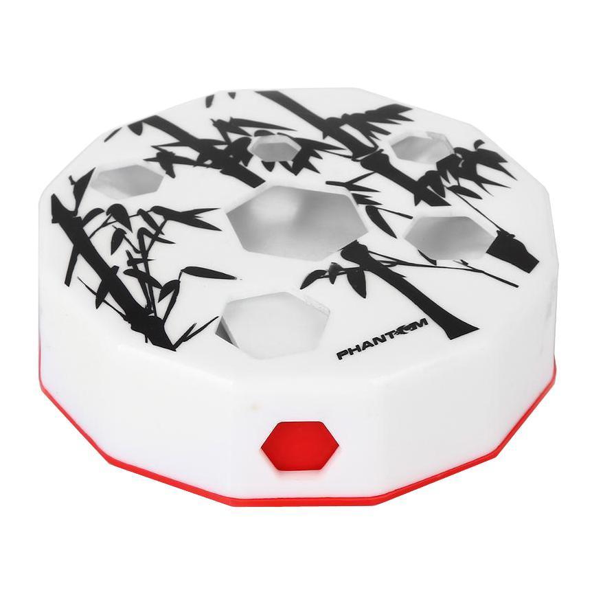 Ароматизатор Phantom Bamboo, с ароматом клубники, цвет: белый, красный, 9,5 см х 9,5 смPH3160