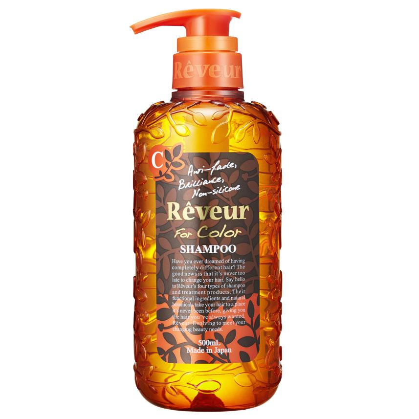 Reveur Шампунь For Color, для окрашенных волос, 500 мл3326Шампунь Reveur For Color - беcсиликоновый, создан на основе трех специальных природных компонентов для защиты цвета: белка масла кукурузы, масла арганы, экстракта катрана, и четырнадцати растительных экстрактов для восстановления повреждений, таких как: масло ши, масло макадами, масло оливы, масло шафрана, экстракт рисовых отрубей, масло подсолнечника, гидролизированный белок гороха, экстракт лимониума, экстракт свеклы, экстракт ромашки, экстракт яблока, экстракт амачя, экстракт шалфея, экстракт лемонграсса. Шампунь деликатно очищает, питает окрашенные волосы и надолго защищает цвет. Способствует восстановлению повреждения после окрашивания. Смягчающий компонент на основе коллагена делает волосы невероятно мягкими и послушными. Текстура Airy Floral имеет свежий и утонченный аромат. Рекомендуется для: окрашенных или осветленных волос, поврежденных волос, защиты цвета после окрашивания. Товар сертифицирован.