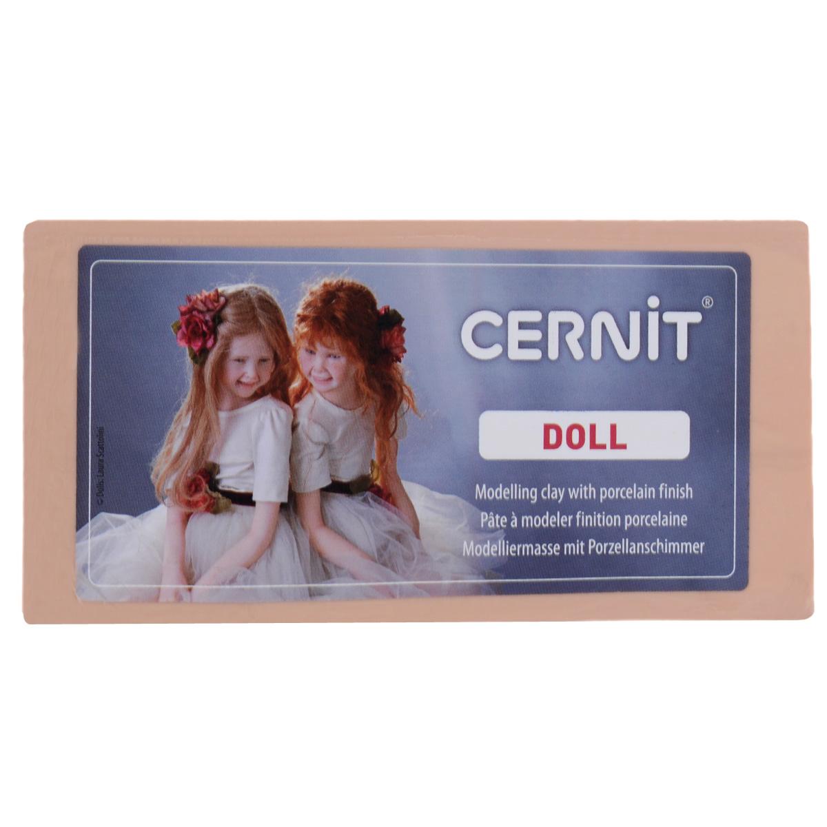 Пластика Cernit Doll, цвет: карамельный (807), 500 г680420_807Пластика Cernit Doll - это запекаемая полимерная масса, предназначенная для лепки. Запекается в домашней печи при температуре до 130°C не более 30 минут. Имеет воскоподобную структуру, в начале работы довольно плотная, но быстро реагирует на тепло рук. При работе приходится периодически охлаждать. Лучше использовать этот пластик для изготовления очень больших фигур с прочным каркасом, чтобы масса лучше держала форму. После запекания изделие приобретает твердость и может раскрашиваться красками и подвергаться механической обработке. Пластика после запекания идеально прочная. Полупрозрачность, фарфоровая структура после запекания, и вышеупомянутая прочность пластики делают ее одним из фаворитов среди профессиональных кукольных мастеров. Никакая другая пластика не дает такой прозрачности. Рекомендовано для детей старше 8 лет. Транспортировка и хранение пластики возможно только при положительной температуре. Материал: полимерная...