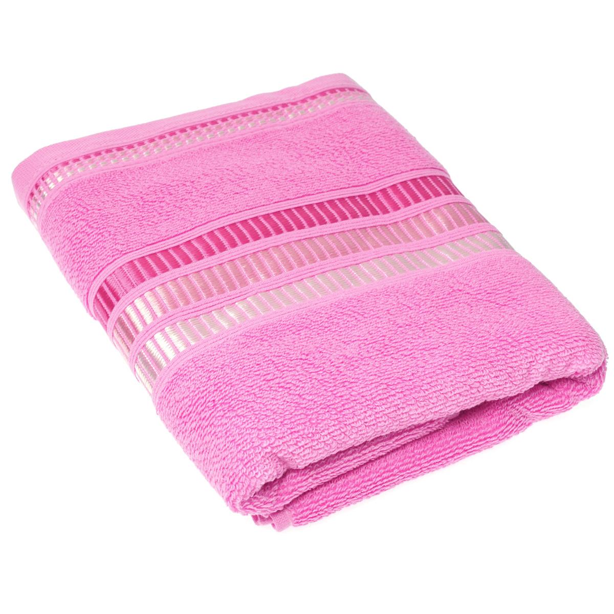 Полотенце махровое Coronet Пиано, цвет: розовый, 50 см х 90 смБ-МП-2020-01-06Махровое полотенце Coronet Пиано, изготовленное из натурального хлопка, подарит массу положительных эмоций и приятных ощущений. Полотенце отличается нежностью и мягкостью материала, утонченным дизайном и превосходным качеством. Оно прекрасно впитывает влагу, быстро сохнет и не теряет своих свойств после многократных стирок. Махровое полотенце Coronet Пиано станет достойным выбором для вас и приятным подарком для ваших близких. Мягкость и высокое качество материала, из которого изготовлены полотенца не оставит вас равнодушными.