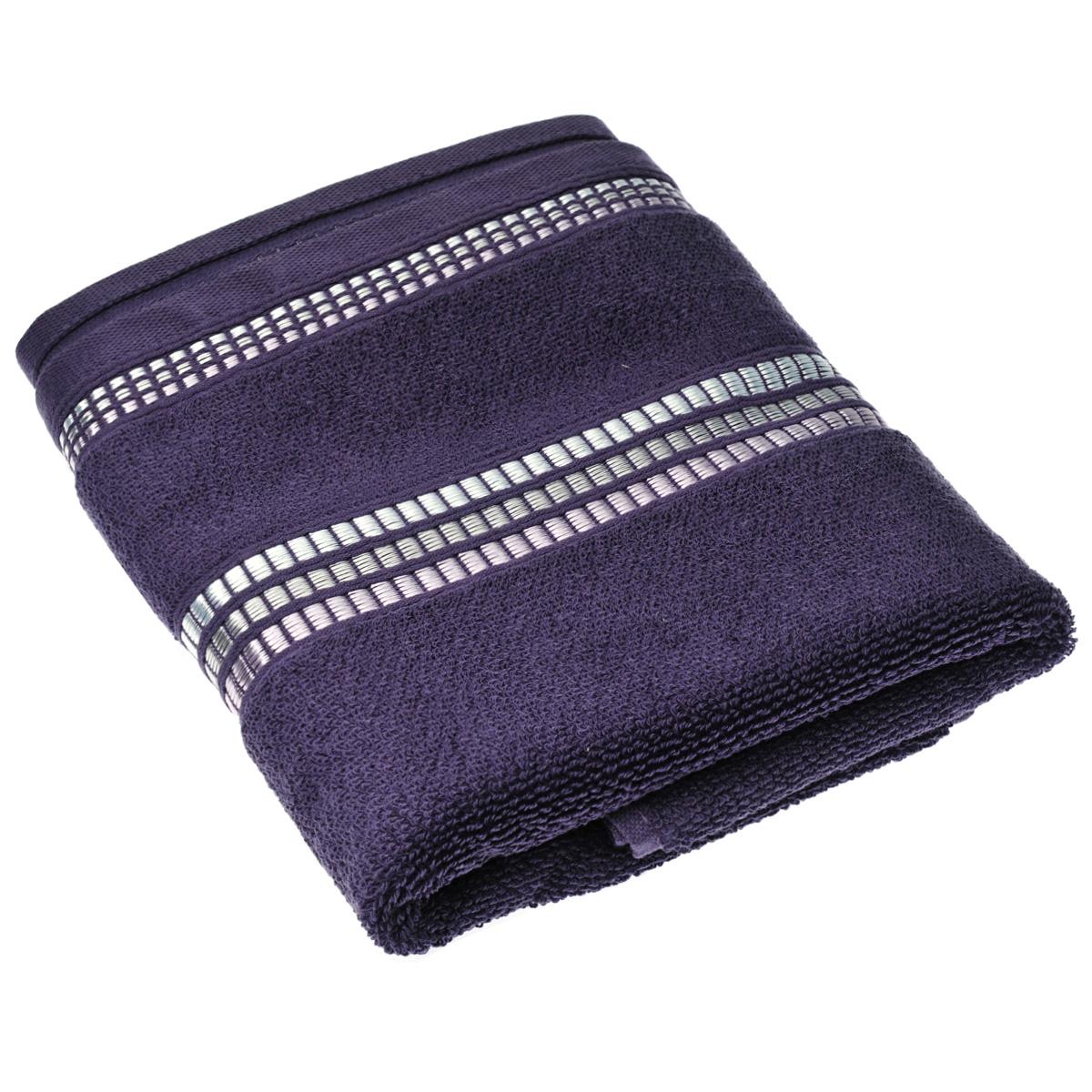 Полотенце махровое Coronet Пиано, цвет: фиолетовый, 100 х 150 смБ-МП-2020-10-12Махровое полотенце Coronet Пиано, изготовленное из натурального хлопка, подарит массу положительных эмоций и приятных ощущений. Полотенце отличается нежностью и мягкостью материала, утонченным дизайном и превосходным качеством. Оно прекрасно впитывает влагу, быстро сохнет и не теряет своих свойств после многократных стирок. Махровое полотенце Coronet Пиано станет достойным выбором для вас и приятным подарком для ваших близких. Мягкость и высокое качество материала, из которого изготовлены полотенца не оставит вас равнодушными.