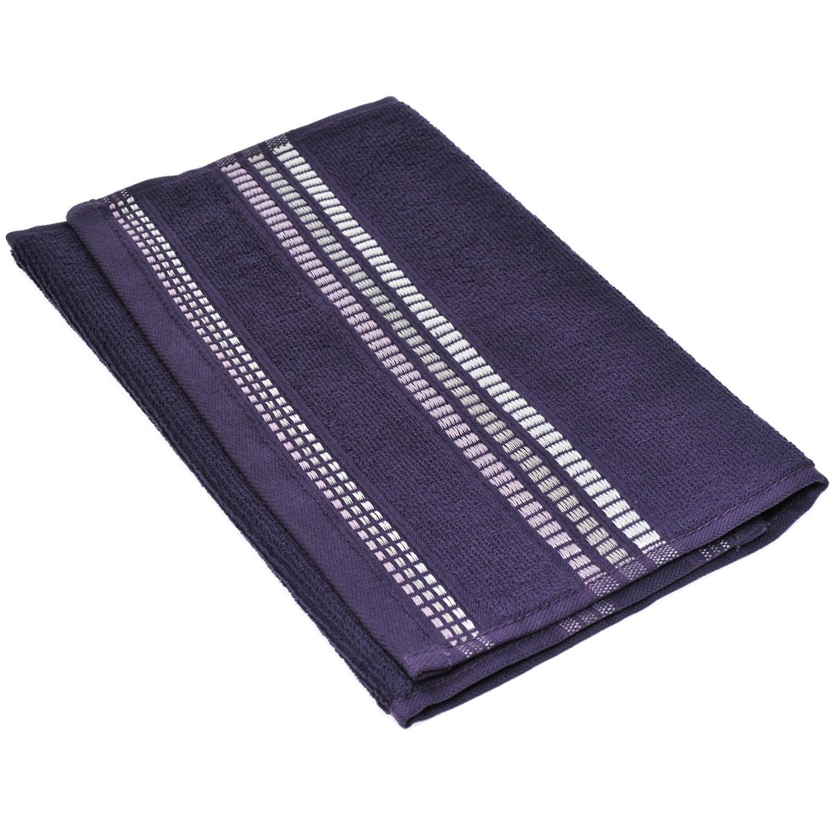 Полотенце махровое Coronet Пиано, цвет: фиолетовый, 30 х 50 смБ-МП-2020-08-12Махровое полотенце Coronet Пиано, изготовленное из натурального хлопка, подарит массу положительных эмоций и приятных ощущений. Полотенце отличается нежностью и мягкостью материала, утонченным дизайном и превосходным качеством. Оно прекрасно впитывает влагу, быстро сохнет и не теряет своих свойств после многократных стирок. Махровое полотенце Coronet Пиано станет достойным выбором для вас и приятным подарком для ваших близких. Мягкость и высокое качество материала, из которого изготовлены полотенца не оставит вас равнодушными.