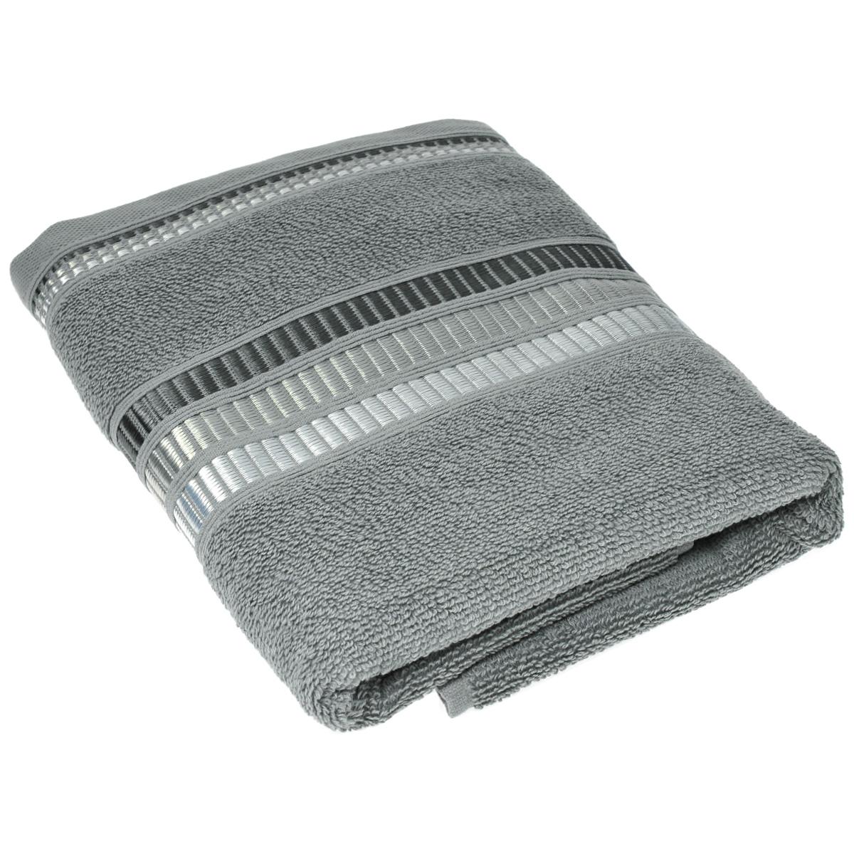 Полотенце махровое Coronet Пиано, цвет: серый, 50 х 90 смБ-МП-2020-01-03Махровое полотенце Coronet Пиано, изготовленное из натурального хлопка, подарит массу положительных эмоций и приятных ощущений. Полотенце отличается нежностью и мягкостью материала, утонченным дизайном и превосходным качеством. Оно прекрасно впитывает влагу, быстро сохнет и не теряет своих свойств после многократных стирок. Махровое полотенце Coronet Пиано станет достойным выбором для вас и приятным подарком для ваших близких. Мягкость и высокое качество материала, из которого изготовлены полотенца не оставит вас равнодушными.
