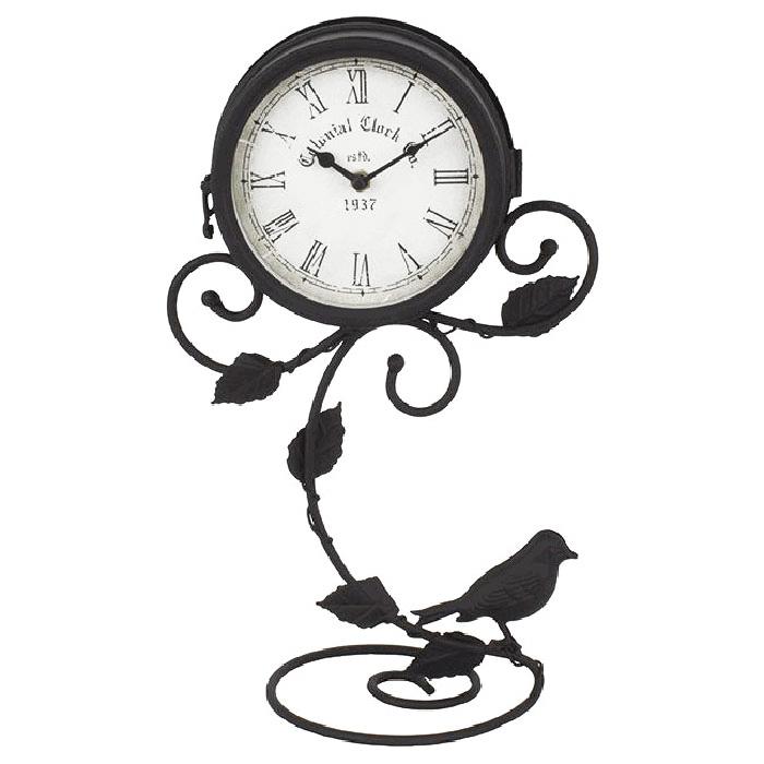 Настольные часы в винтажном стиле