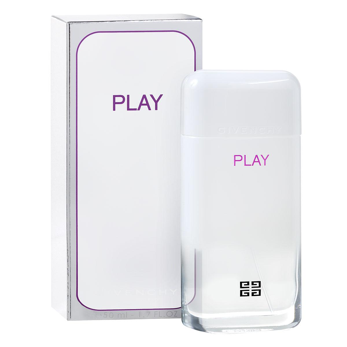 Givenchy Туалетная вода Play For Her Eau de Toilette, женская, 50 мл