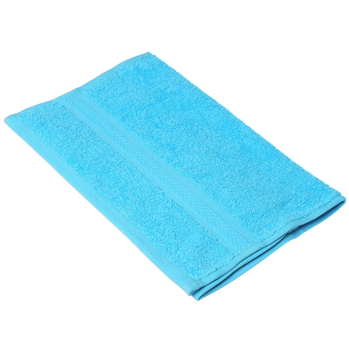 Полотенце махровое Coronet Классик, цвет: голубой, 30 см х 50 смБ-МП-1020-08-06Махровое полотенце Coronet Классик, изготовленное из натурального хлопка, подарит массу положительных эмоций и приятных ощущений. Полотенце отличается нежностью и мягкостью материала, утонченным дизайном и превосходным качеством. Оно прекрасно впитывает влагу, быстро сохнет и не теряет своих свойств после многократных стирок. Махровое полотенце Coronet Классик станет достойным выбором для вас и приятным подарком для ваших близких. Мягкость и высокое качество материала, из которого изготовлены полотенца, не оставит вас равнодушными.