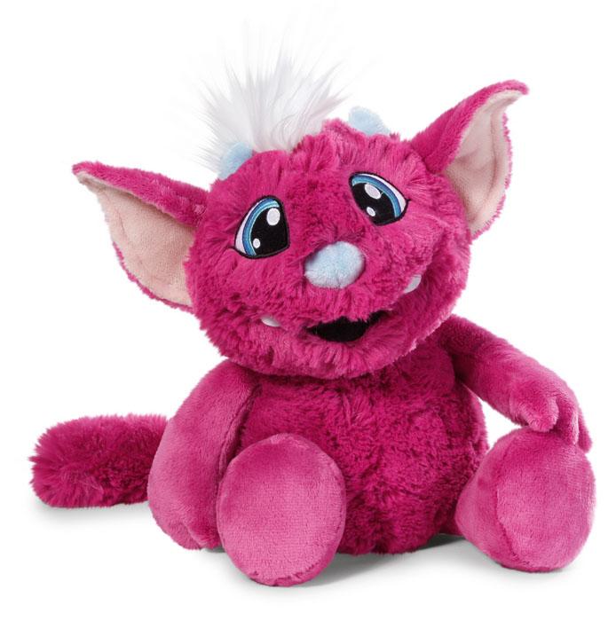"""Мягкая интерактивная игрушка Nici """"Крейзи Йо"""", цвет: розовый, 27 см"""