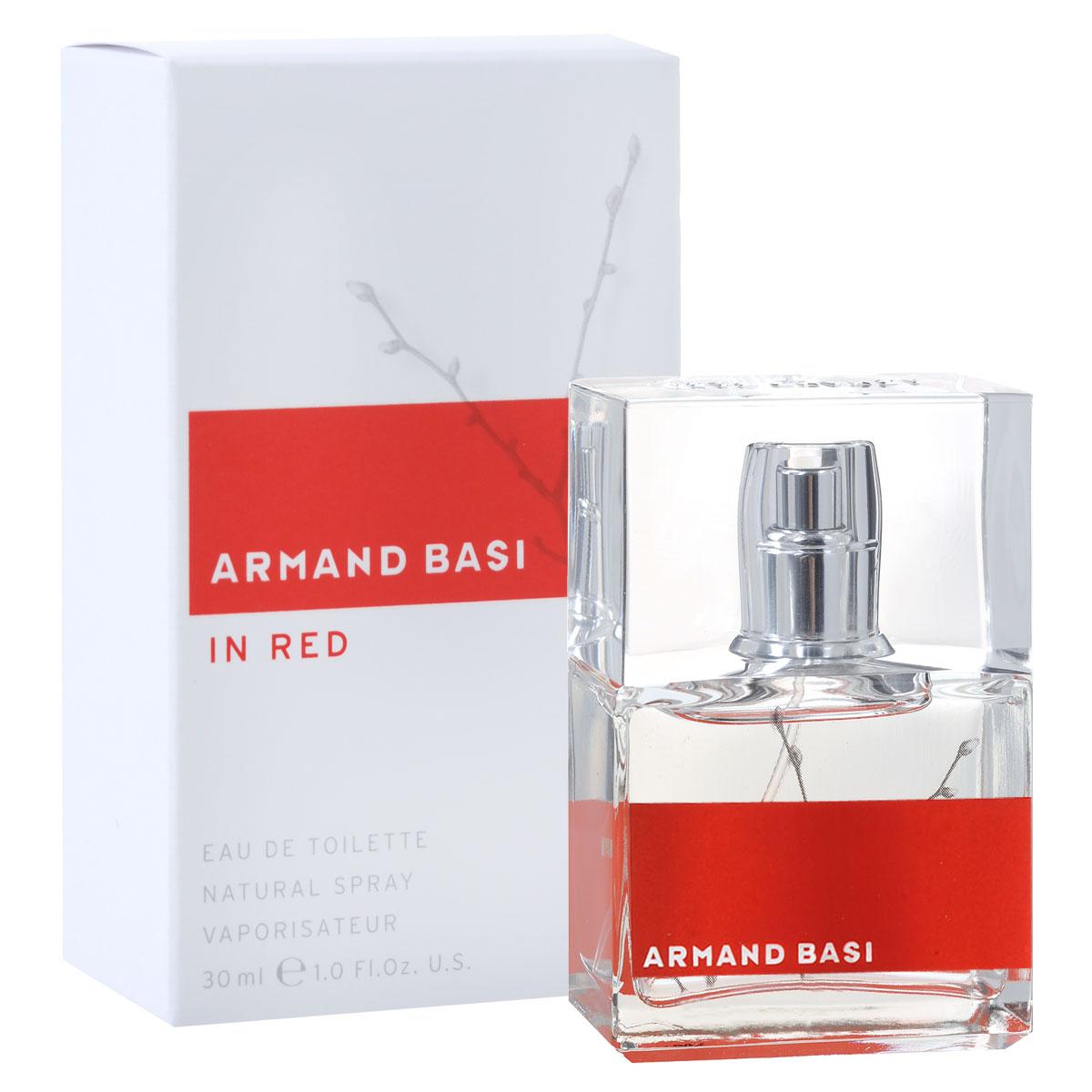 Armand Basi Туалетная вода In Red, женская, 30 мл49194