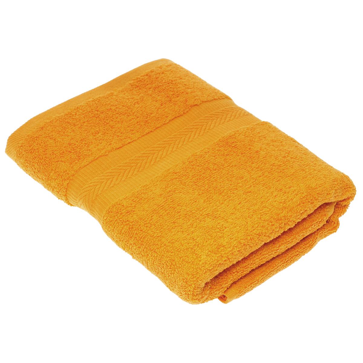 Полотенце махровое Coronet Классик, цвет: желтый, 70 см х 140 смБ-МП-1020-02-05Махровое полотенце Coronet Классик, изготовленное из натурального хлопка, подарит массу положительных эмоций и приятных ощущений. Полотенце отличается нежностью и мягкостью материала, утонченным дизайном и превосходным качеством. Оно прекрасно впитывает влагу, быстро сохнет и не теряет своих свойств после многократных стирок. Махровое полотенце Coronet Классик станет достойным выбором для вас и приятным подарком для ваших близких. Мягкость и высокое качество материала, из которого изготовлены полотенца не оставит вас равнодушными.