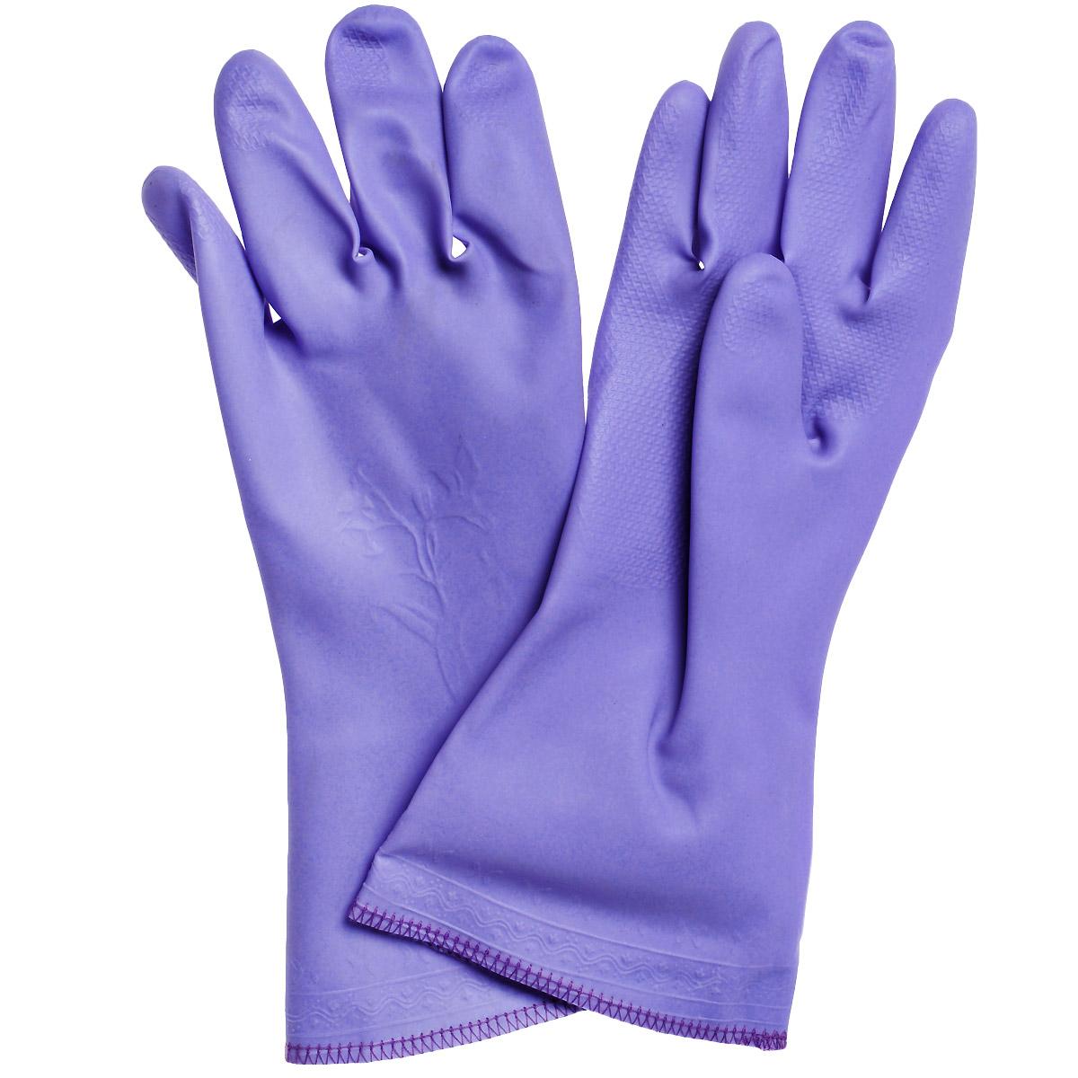 Перчатки хозяйственные Airline, из ПВХAWG-HW-11Хозяйственные перчатки Airline позволяют обеспечить защиту рук при выполнении большинства бытовых или производственных работ. Преимущества: Защита рук от нефтепродуктов и масел; Защита рук от слабых растворов кислот и щелочей; Тканевая подкладка для дополнительного комфорта.