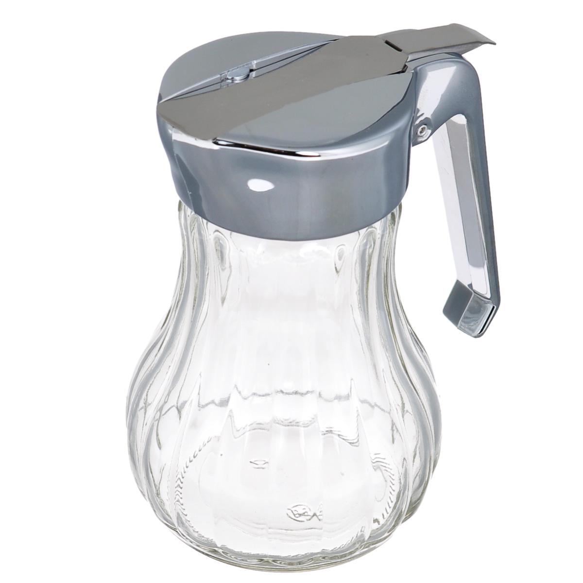 Сливочник Tescoma Classic, 250 мл654050Сливочник Tescoma Classic изготовлен из пластика и стекла. Изделие оснащено удобным дозатором и предназначено для сливок, молока или меда. Сливочник прекрасно подходит для сервировки стола, отлично вписывается в интерьер современной кухни, а также будет отличным подарком для любой хозяйки. Нельзя мыть в посудомоечной машине.