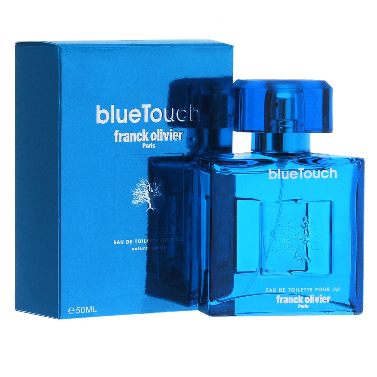 Franck Olivier Туалетная вода Blue Touch, мужская, 50 мл46829Аромат Blue Touch от Franck Olivier был выпущен в 2011 году и является последователем загадочного аромата Black Touch. Blue Touch характеризуется как утонченный, аристократический и изящный, созданный специально для уверенных в себе мужчин, знающих себе цену. С помощью Blue Touch вы подчеркнете изысканность и грациозность своей натуры. Благодаря древесной группе ароматов Blue Touch звучит благородно и безупречно, привнося тем самым в образ своего обладателя королевские черты, подчеркивая его высокий статус. Классификация аромата : древесный, фужерный. Пирамида аромата : Верхние ноты: бергамот, цитрусы, розовый перец, тангерин, зеленые ноты. Ноты сердца: гальбанум, ветивер, шалфей, древесные ноты, дыня, пачули. Ноты шлейфа: амбра, мускус, дубовый мох. Ключевые слова Утонченный, изящный, грациозный! Туалетная вода -...
