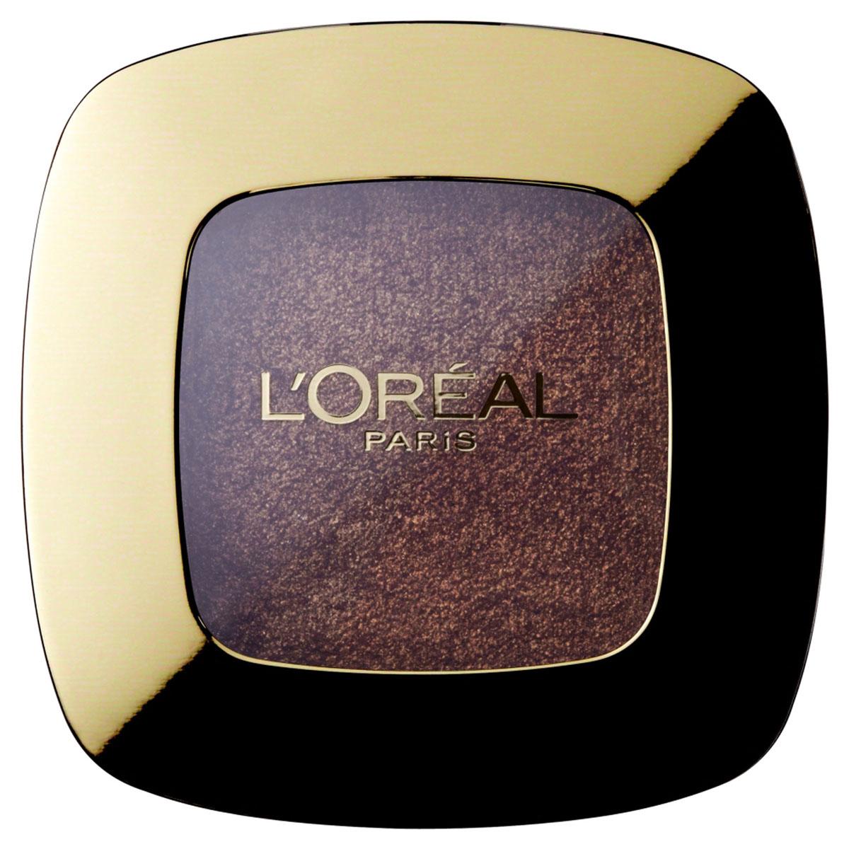 LOreal Paris Тени для век Color Riche моно, оттенок 302, Smoky, смоки, стойкие, 3,6 млA7702200Однотонные тени Color Riche LOmbre Pure - новый тренд в макияже глаз. Уникальная гелевая технология делает цвет ярким, насыщенным и стойким. Пудра с чистейшими пигментами создает 4 цветовые семьи: плотные матовые, трепетные нюдовые, дымчатые смоки и сочные поп оттенки. Технология Призма-Шайн класса люкс создает пятую семью: многогранные светоотражающие оттенки с высокой концентрацией перламутровых частиц. Невероятный результат: непревзойденный цвет и сияние, гладкое, бархатное ровное покрытие, стойкость.