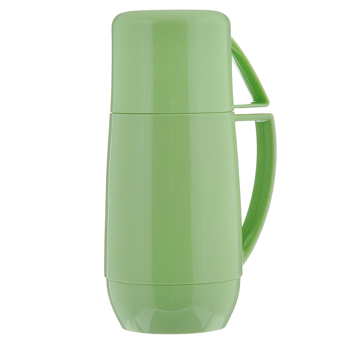 Термос Tescoma Family, с кружкой, цвет: зеленый, 0,3 л310562