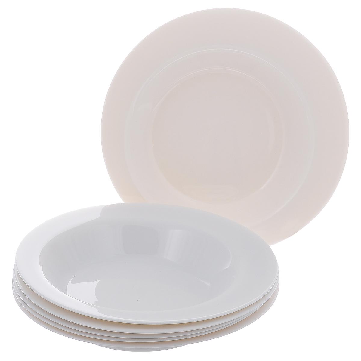 Набор суповых тарелок Bormioli Rocco Cometa, диаметр 24 см, 6 шт