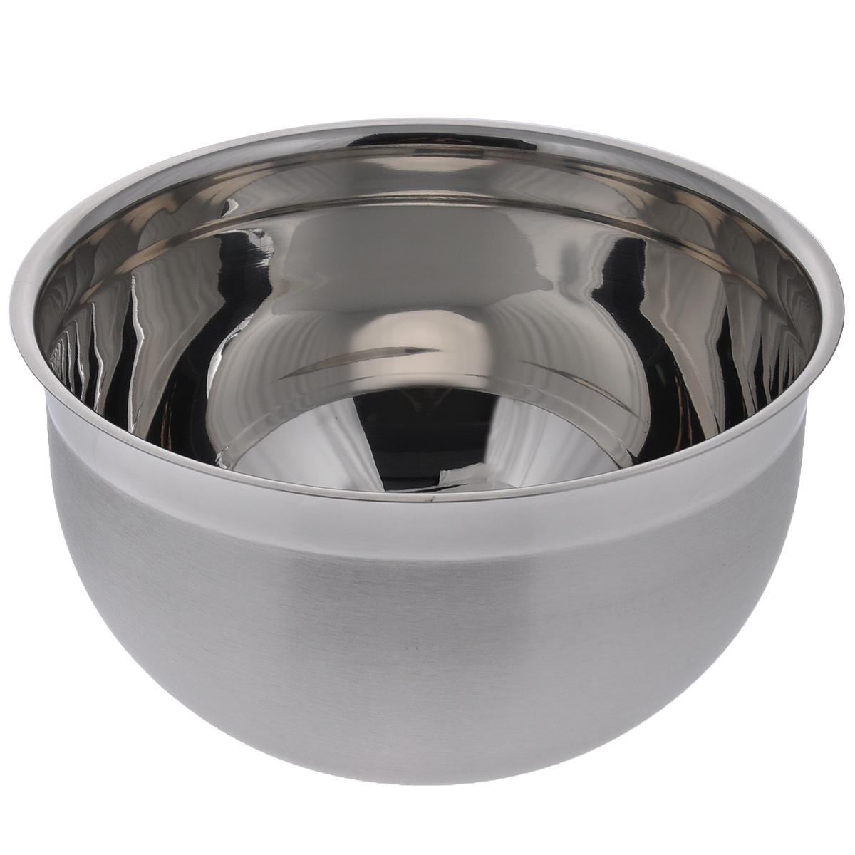 Миска Tescoma Delicia, диаметр 24 см630392Миска Tescoma Delicia, изготовленная из высококачественной нержавеющей стали, просто незаменимая вещь на кухне любой современной хозяйки. С ней приготовление и употребление пищи переходит на качественно новый уровень. Вы сможете использовать ее для замешивания теста, приготовления салата, мытья овощей и многих других кулинарных операций. Можно мыть в посудомоечной машине.