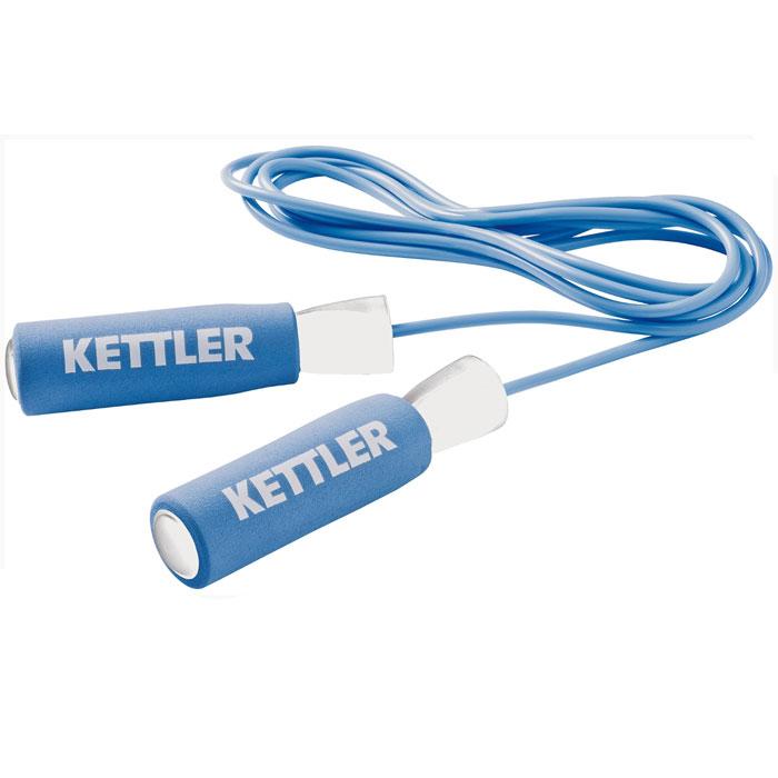 Скакалка Kettler, цвет: голубой, белый. 07361-520 ( 07361-520 )