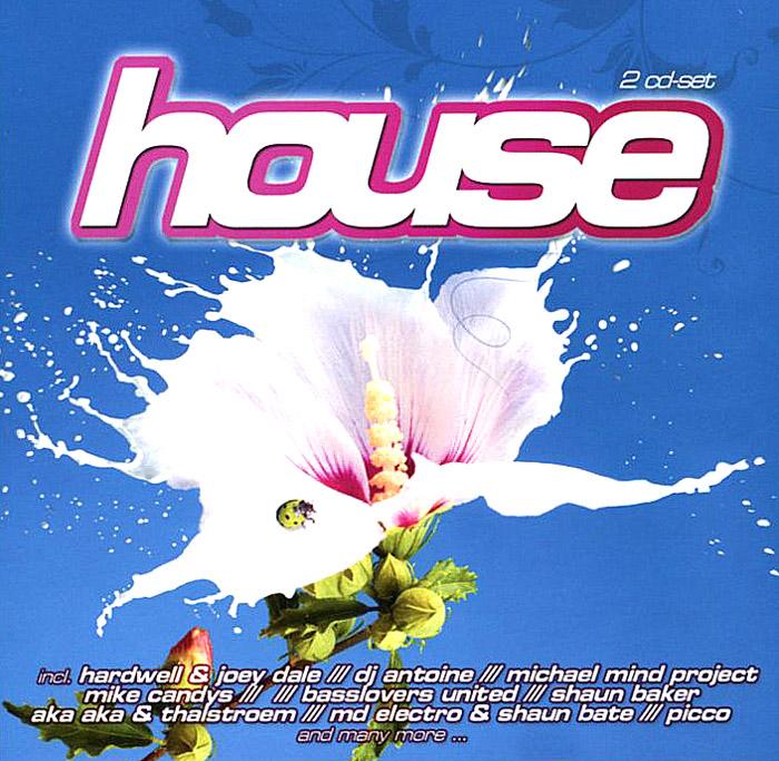 House 2015 (2 CD) 2014 2 Audio CD
