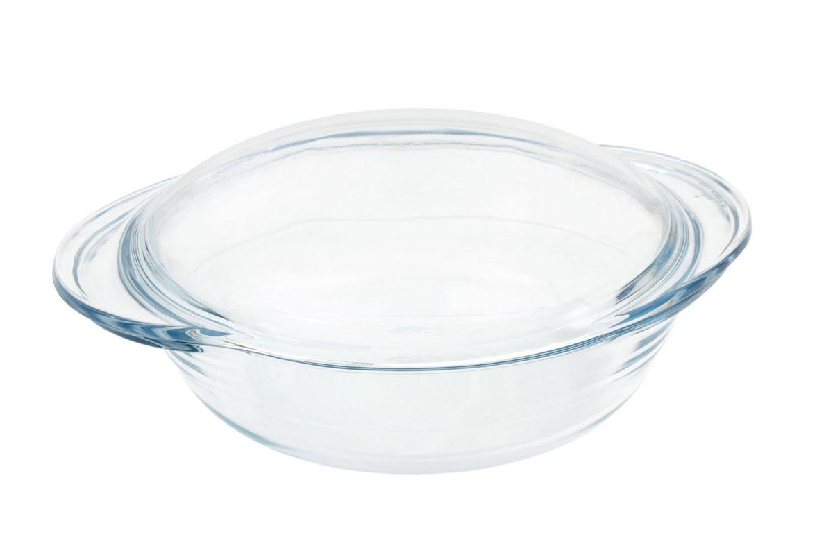 Кастрюля для СВЧ Marinex Террина с крышкой, круглая, 2,8 лGD16457712Круглая кастрюля для СВЧ Marinex Террина изготовлена из жаропрочного стекла. Изделие оснащено удобными ручками и крышкой. Стеклянная кастрюля очень удобна для приготовления и подачи самых разнообразных блюд: супов, вторых блюд, десертов. Благодаря прозрачности стекла, за едой можно наблюдать при ее готовке. Используя эту кастрюлю, вы можете, как приготовить пищу, так и изящно подать ее к столу, не меняя посуды. Идеально подходит для запекания в духовках, микроволновых печах, холодильниках и морозильных камерах. Можно мыть в посудомоечной машине. Запрещается использовать на открытых электрических печах, горелках, конфорках, гриле. Не ставить нагретую посуду на холодные или влажные поверхности. Не заливать холодную воду и другие жидкости в нагретую посуду. Не использовать абразивные материалы и моющие средства. Не подвергать воздействию заостренных приборов. Не использовать при появлении сколов, трещин, царапин.