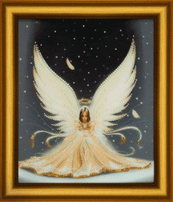 Набор для изготовления картины со стразами Рождественский ангел, 29,5 см х 24 см. КС-140547219Набор Рождественский ангел поможет отвлечься от повседневных забот и рутинных будней. В наборе уже имеется готовая картина с рамкой, вам нужно лишь прикрепить к ней стразы. Вы получите удивительную картину, которая будет обладать необычной фактурой, отличаться блеском и красочностью оттенков. В набор входит: - стекло полистирол с изображением, - стразы Preciosa, - клей для страз, - восковый карандаш, - рамка, - инструкция. Картина со стразами, изготовленная своими руками, создаст в вашем доме уют и тепло. Вы получите истинное удовольствие от погружения в процесс творчества и сможете стать настоящим художником и создателем прекрасных картин. Техника изготовления картин со стразами прекрасно развивает художественный вкус, аккуратность и внимание.