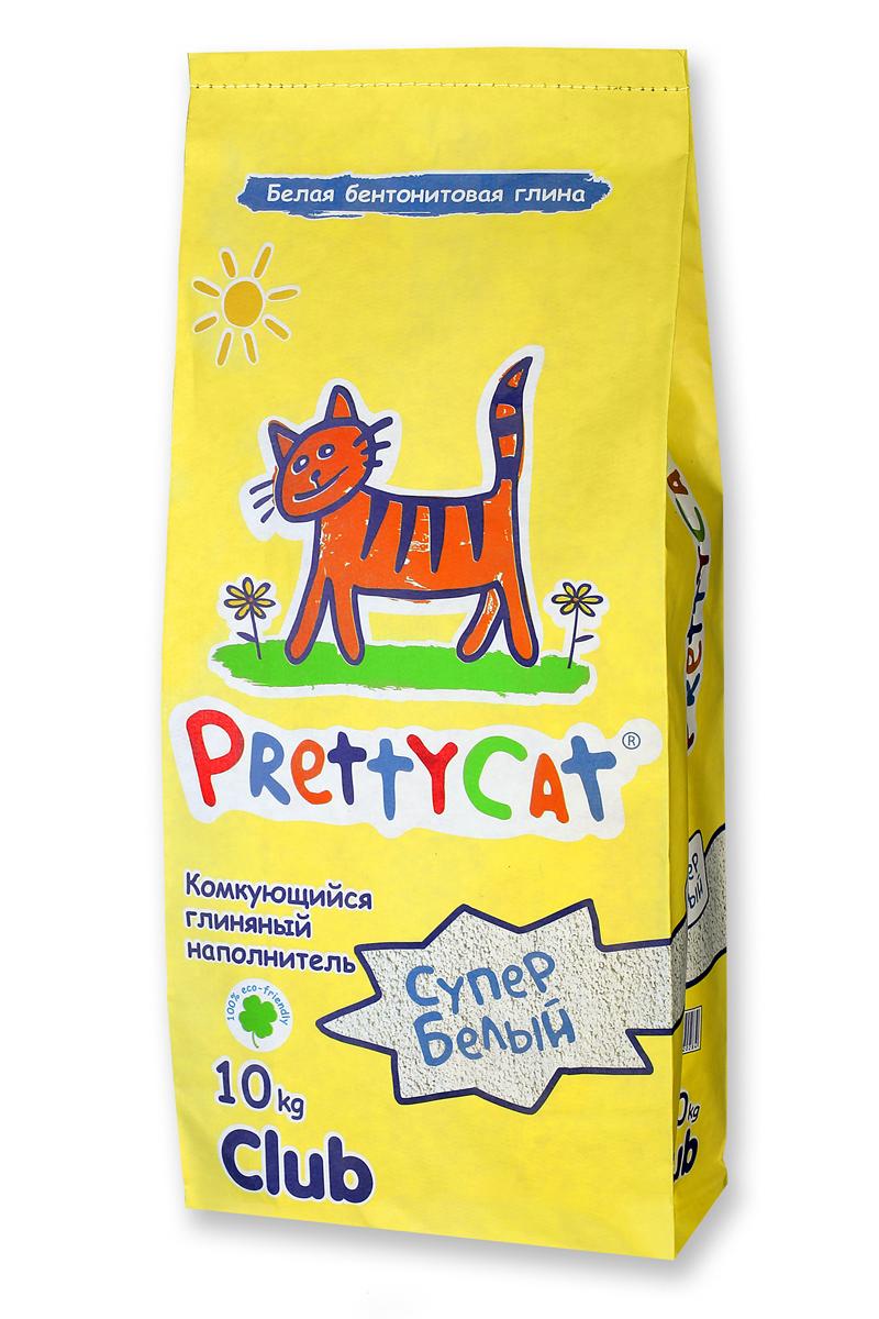 Наполнитель для кошачьих туалетов PrettyCat Супер белый, комкующийся, 10 кг. 620284620284Наполнитель для кошачьих туалетов PrettyCat Супер белый - это 100% натуральный комкующийся наполнитель. Изготовлен из белой бентонитовой глины, лучшего европейского качества. Впитывает до 400% влаги, прекрасно комкается в идеально ровные шарики. Уничтожает запахи и обеспечивает двойное обеспыливание. Характеристики: Материал: белая бентонитовая глина. Вес: 10 кг. Диаметр гранул: 0,6 - 1,7 мм.