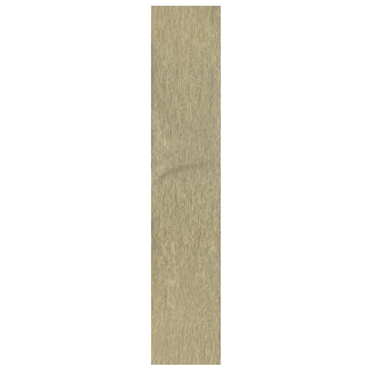 Бумага гофрированная Folia, цвет: золотистый (25), 50 см x 2,5 м